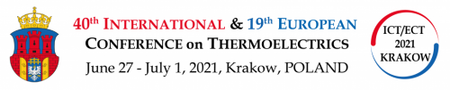 40th International Conference on Thermoelectrics - ICT2021