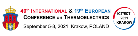 40th International Conference on Thermoelectrics - ICT/ECT2021